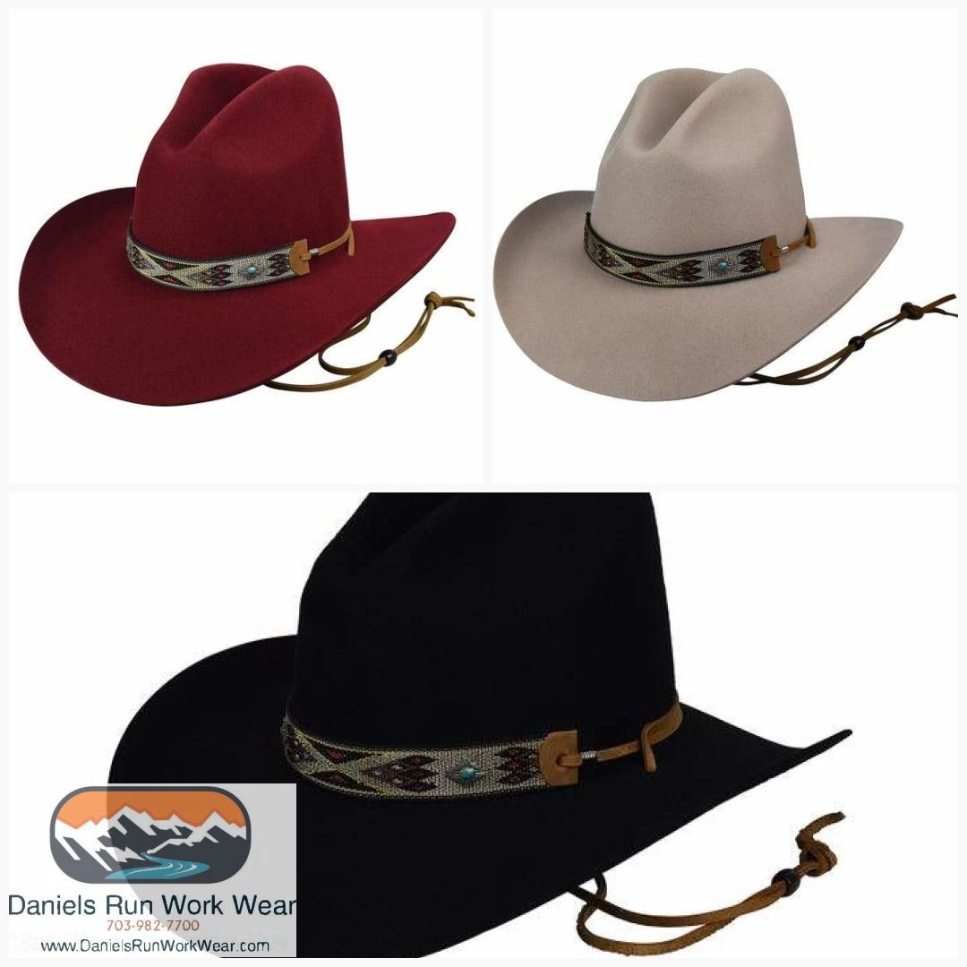 840a88a36 Bailey Renegade Hickstead Western Hat in 3 Colors Item W17RDC in ...
