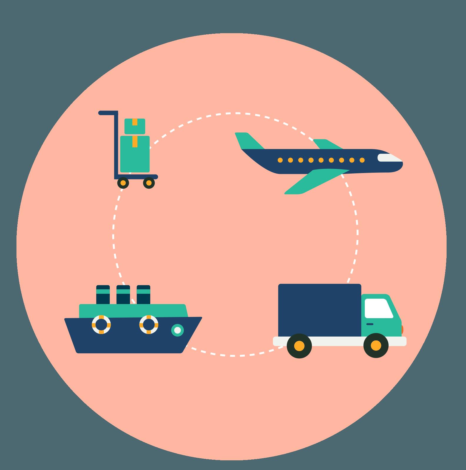 Transportar tu mercancía de forma correcta al importar de ...