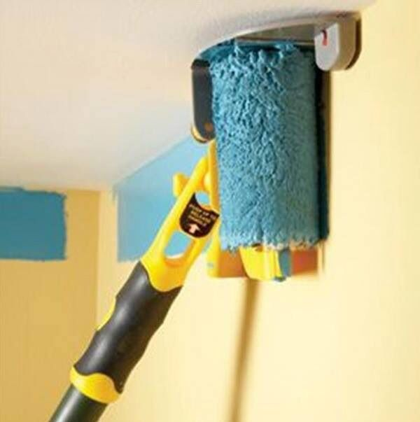 Easy way to paint the walls   Painting   Pinterest   Walls ...