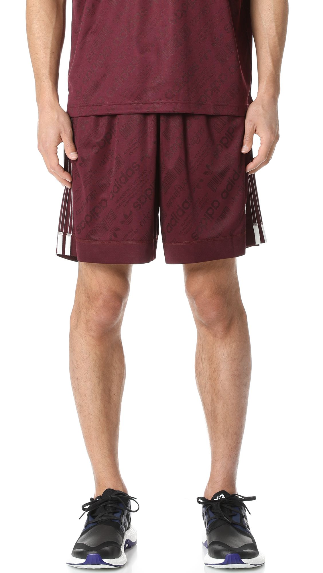 891055a7db31 ADIDAS ORIGINALS BY ALEXANDER WANG Aw Soccer Shorts.  #adidasoriginalsbyalexanderwang #cloth #shorts