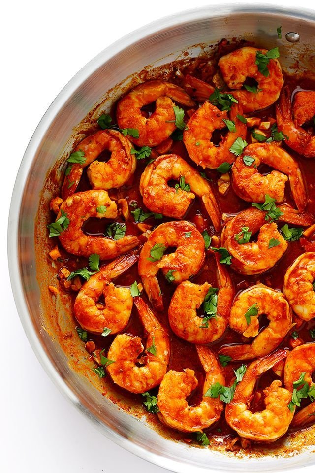 Easy Peruvian Shrimp | Gimme Some Oven | Bloglovin'