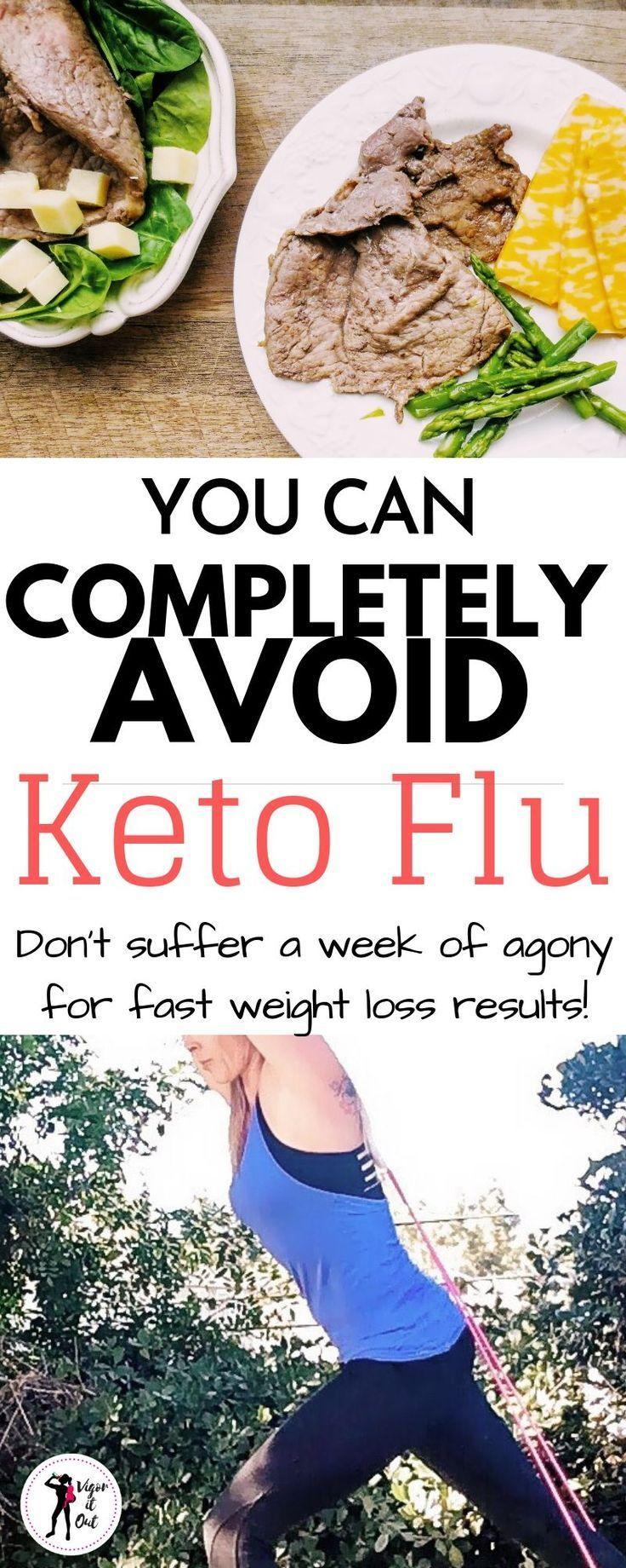 Photo of Wie ich die Keto-Grippe mit Diätvorbereitung und Entgiftung vollständig vermieden habe