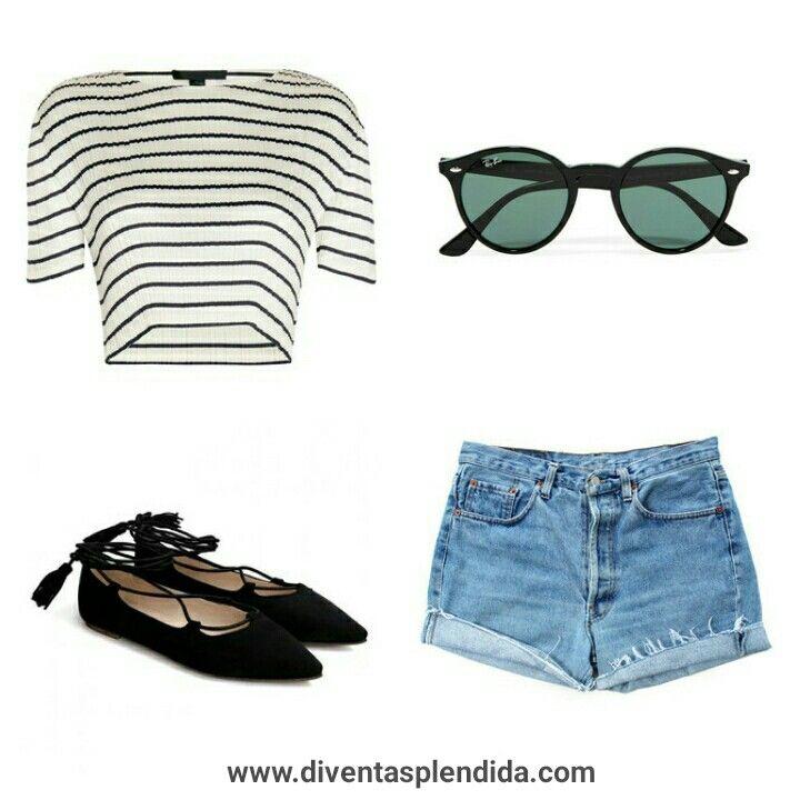 outfit estate ragazze Segui 💖💖💖 www.diventasplendida.com 💖