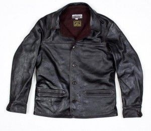 Jacket from Himel Brothers Leather Co. #leather