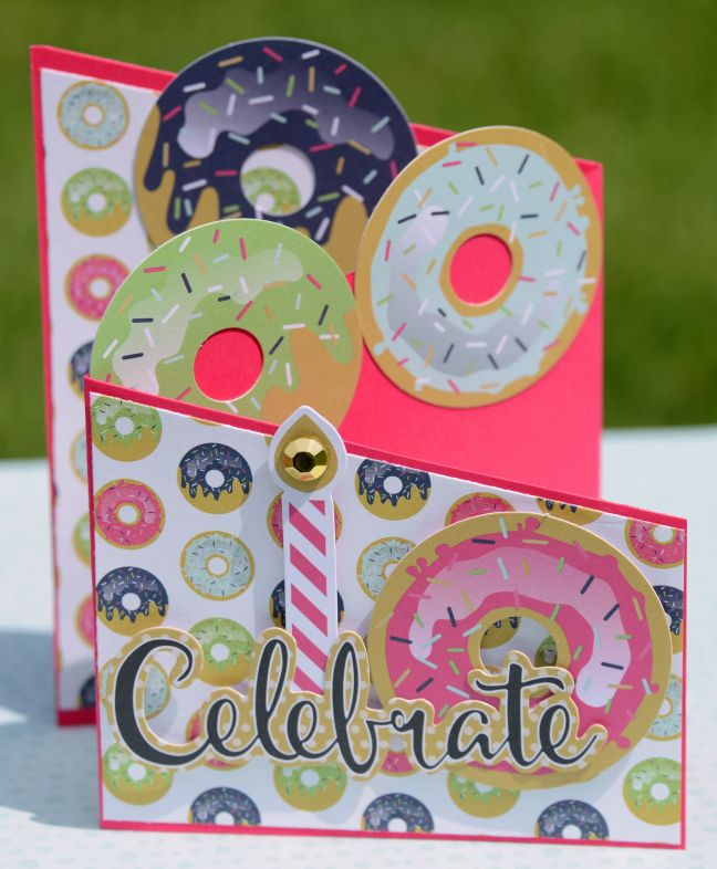 Creative Ideas For Birthday Card Making Part - 31: Creative Memories Celebrations Cards Using Soiree Collection  #creativememoriesu2026 Card MakerFun ...