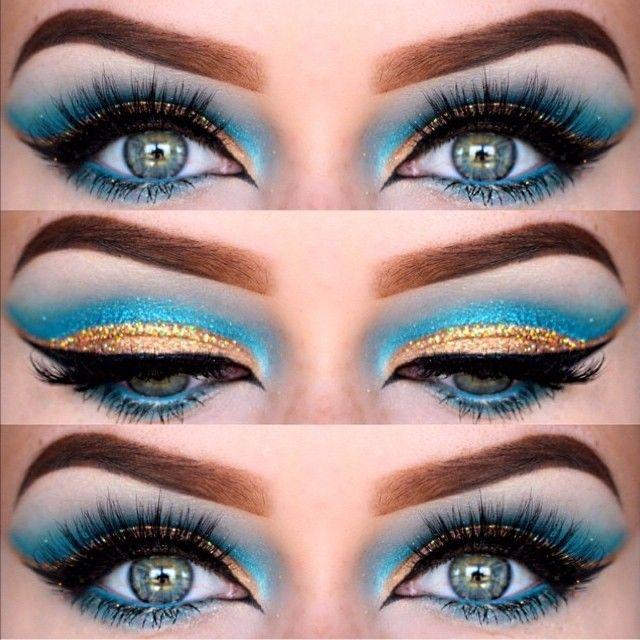 Blue Eyes on Pinterest