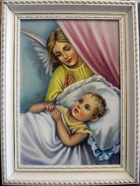 Доброе утро,ангел мой (холст,масло)-художник Ядвига Сенько ...  Доброе Утро Мой Зайчик
