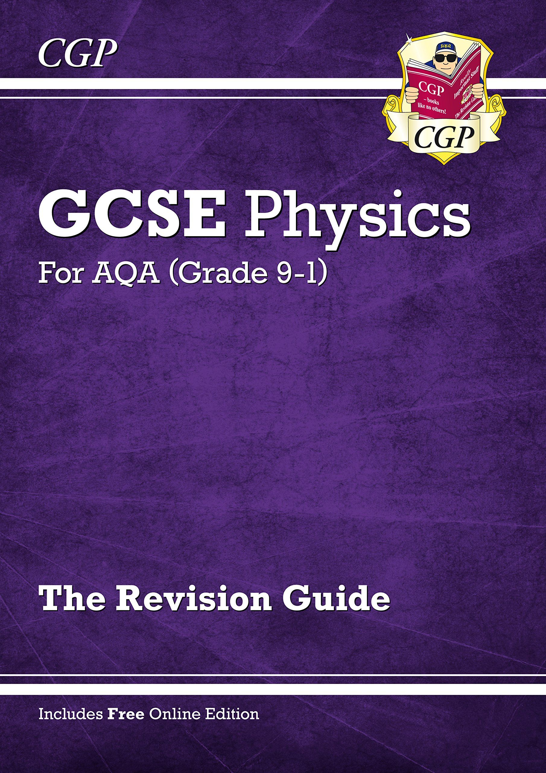 New Grade 9-1 GCSE Physics: AQA Revision Guide with Online Edition (CGP