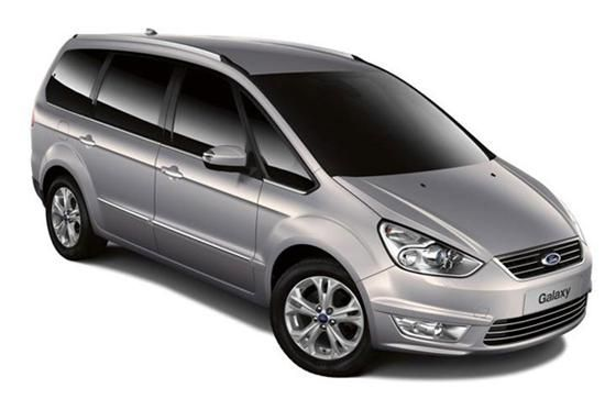 As Large People Carriers Go The Ford Galaxy Is For Me Anyway