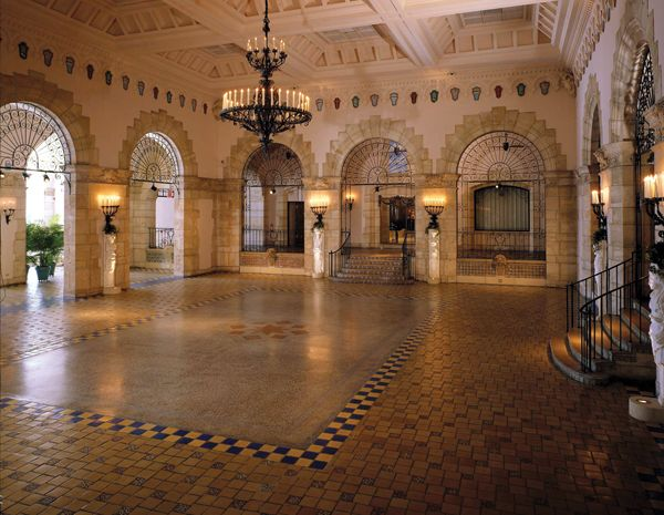 West Room Hotel Addition Henry Morrison Flagler Museum Palm Beach Florida