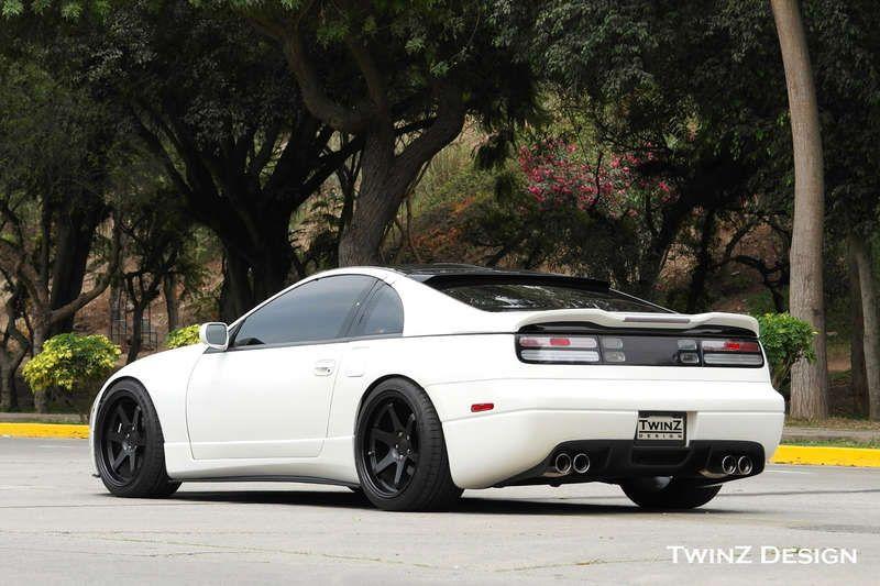 TwinZ Design Z32 Rear Wing Spoiler (Type 1, 2, & 3!!), Z1