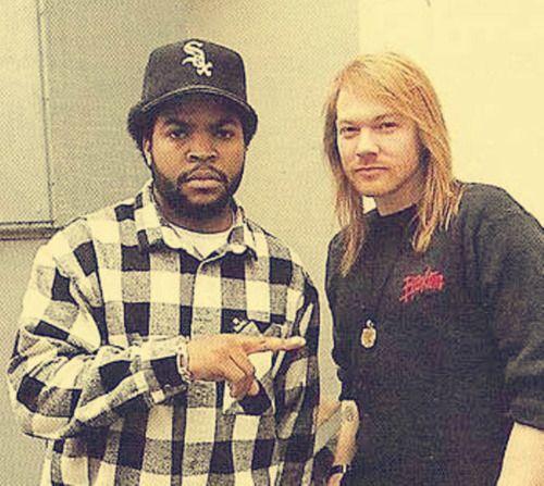 E V E R Y T H I N G For Real Axl Rose Axel Rose Ice Cube