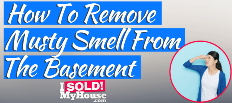 How To Get Rid Of Musty Smell In Basement How to get rid