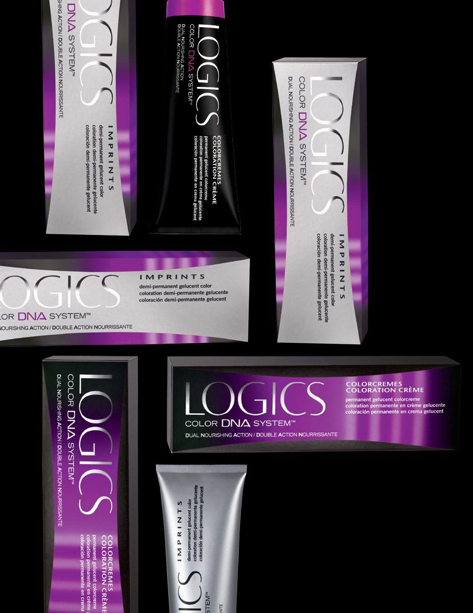 Logics Color Dna System Hair Coloring Logics Color Dna System