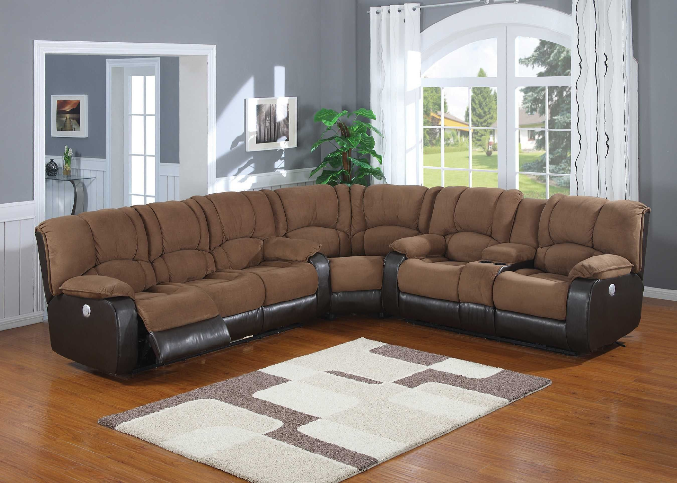 Ac Pacific Jagger Power Reclining Sectional Sofa Jagger Sectional