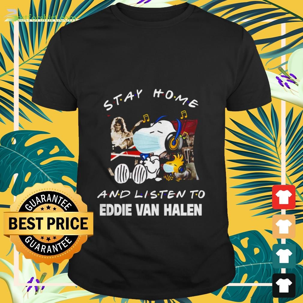 Pin On Snoopy And Woodstock Face Mask Van Halen Shirt