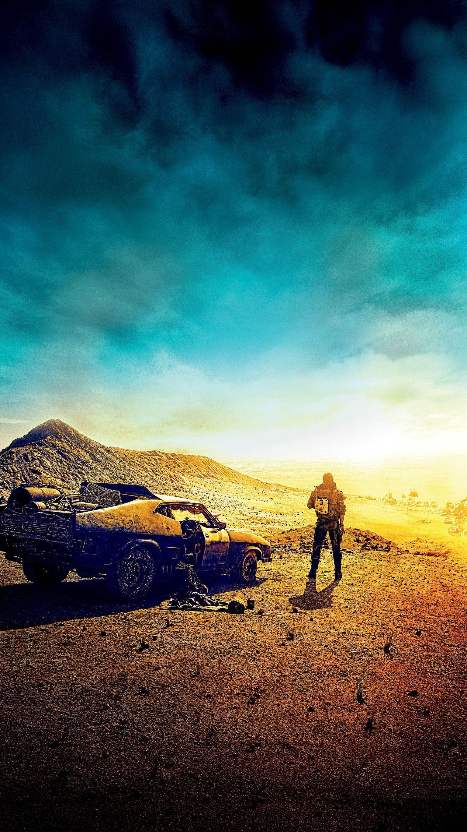 Mad Max: Fury Road (2015) Phone Wallpaper в 2020 г ...