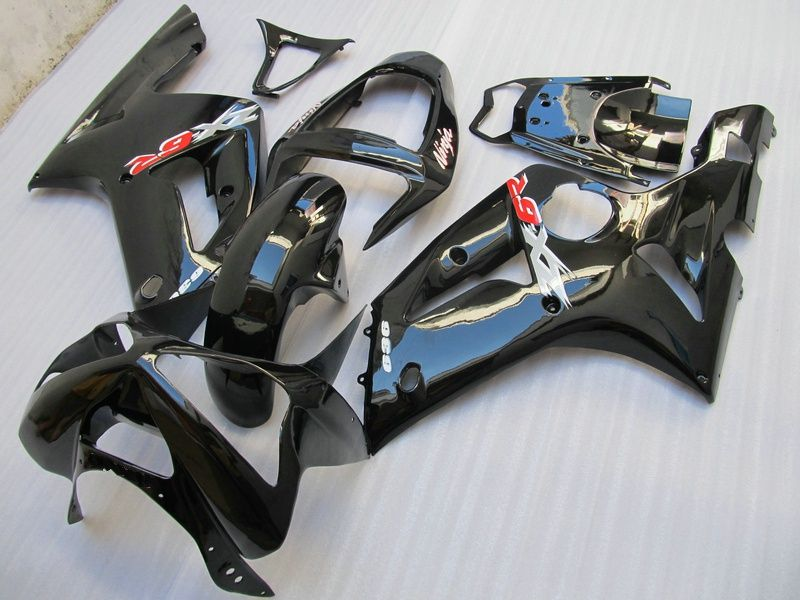 Injection mold free 7 gifts fairing kit for Kawasaki Ninja