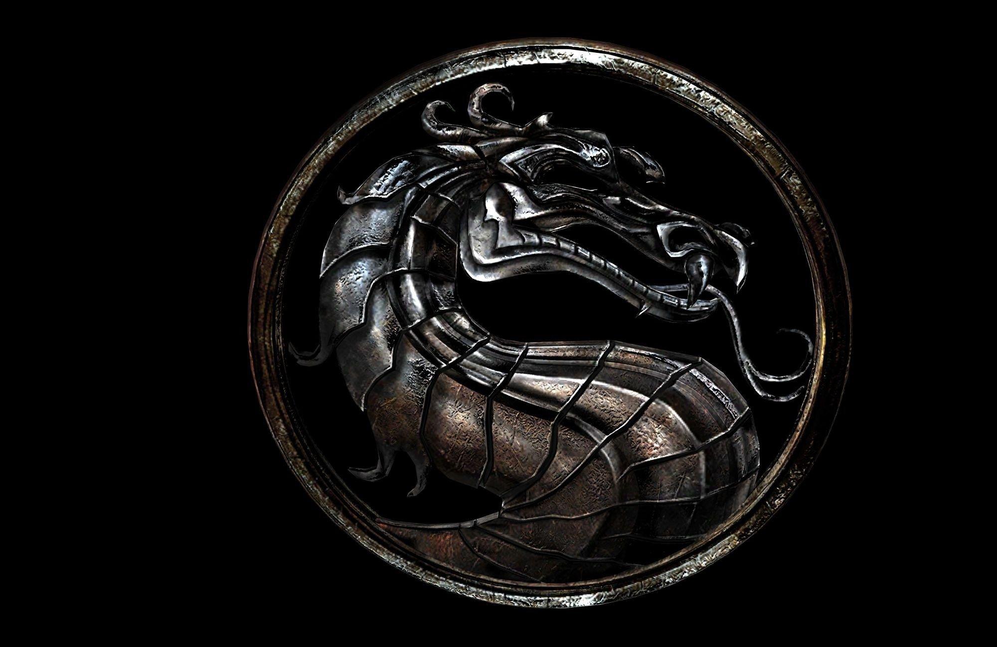 Images For Mortal Kombat Dragon Symbol Wallpapers Ololoshenka