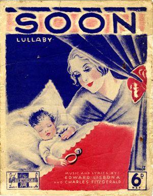 Soon, 1934 (ill.: m d f (monogram)); ref. 13874