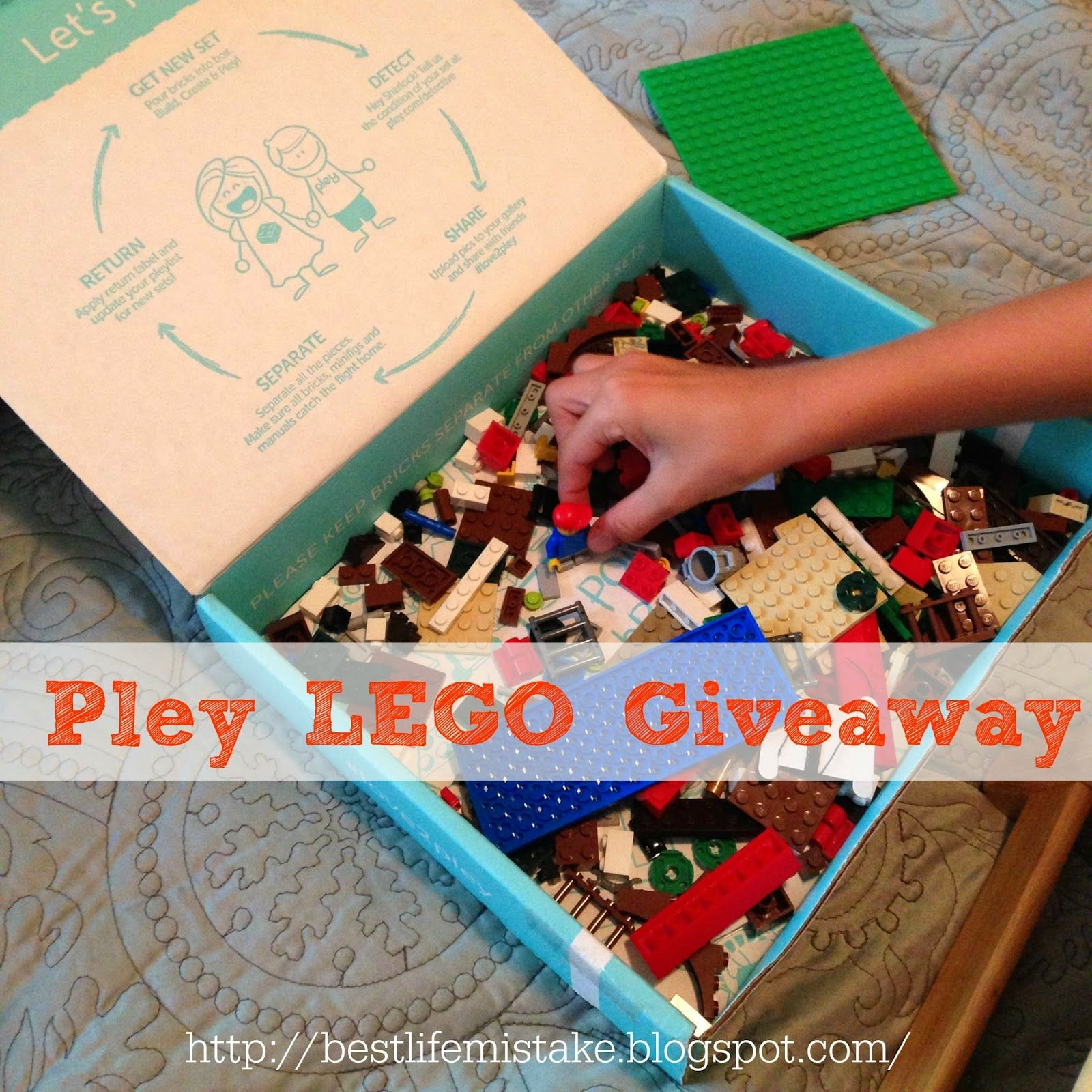 Let S Pley Netflix For Legos Review And Giveaway