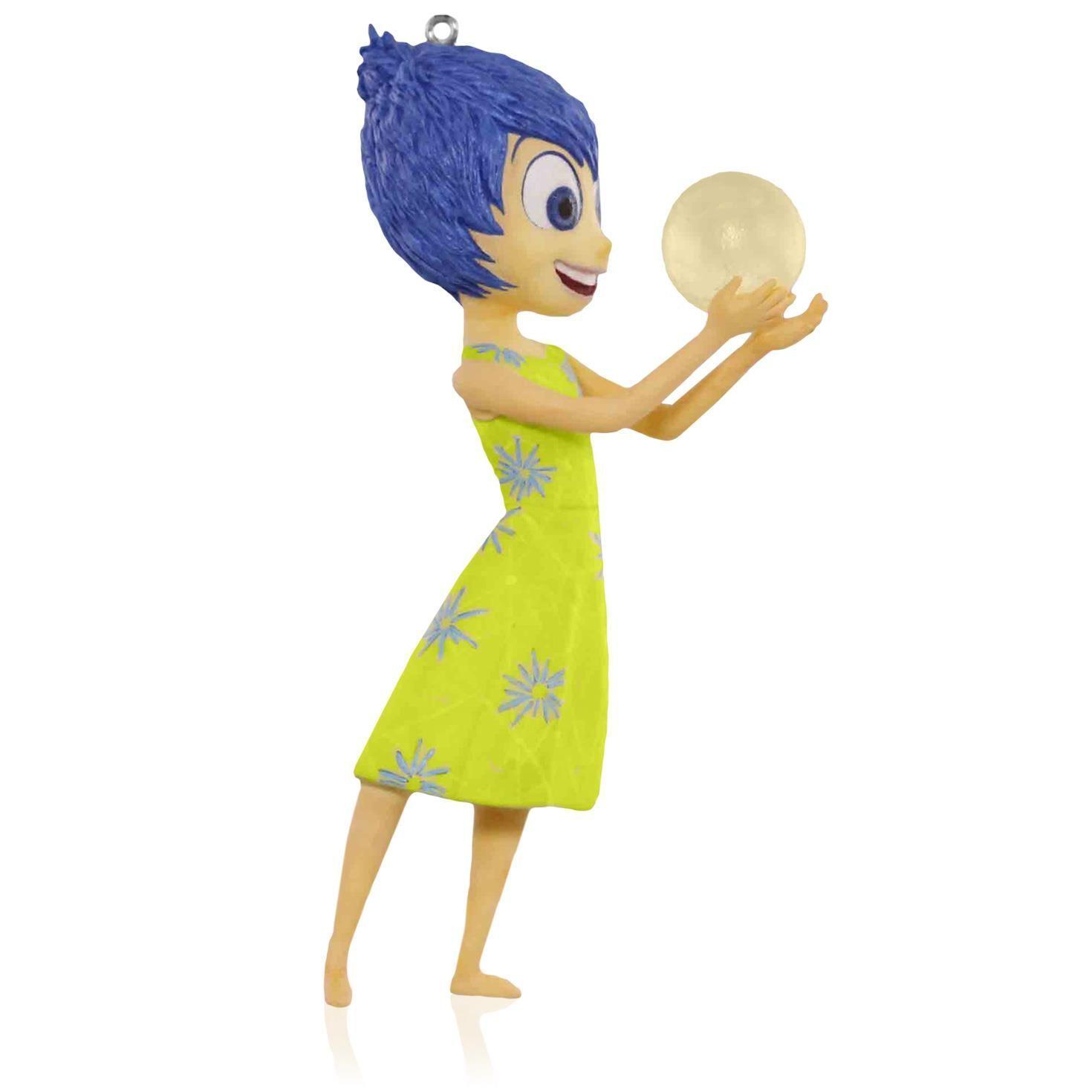 Belle ornament disney - Disney Pixar Legends Inside Out Joy And Sadness Ornament
