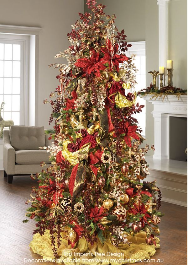 decorating christmas trees decorated pinterest christmas tree