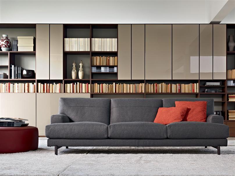 Molteni  Hug sofa  Interior  Upholstery  Home design living room Furniture e Cabinet furniture