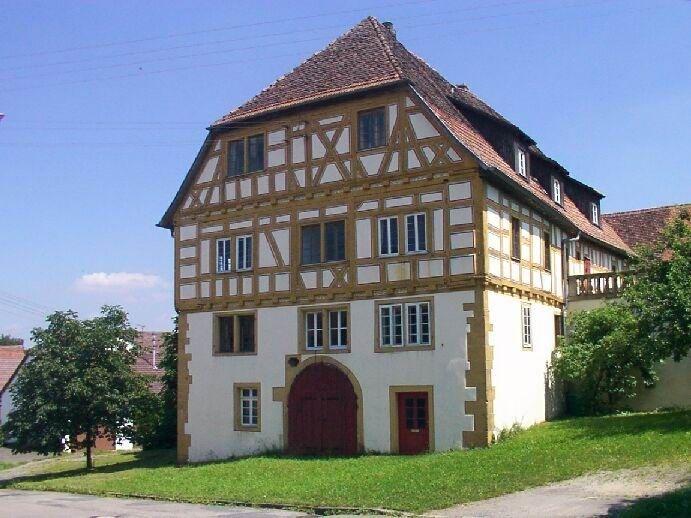 Neunstetten schloss2 - Schloss Neunstetten – Wikipedia