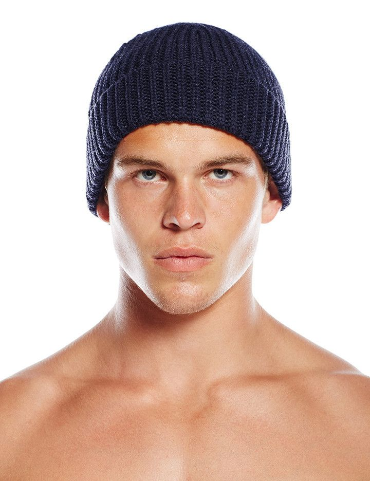 Patrol Merino Wool Knit Cap - Tanzanite - Soft and cozy. Merino wool hat that retains its shape and won't stretch out. Perfect to keep you warm or just looking fresh. - 100% Merino Wool.