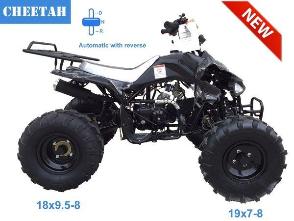 125cc Tao Tao Cheetah (G125) Kids Quad Automatic | Love