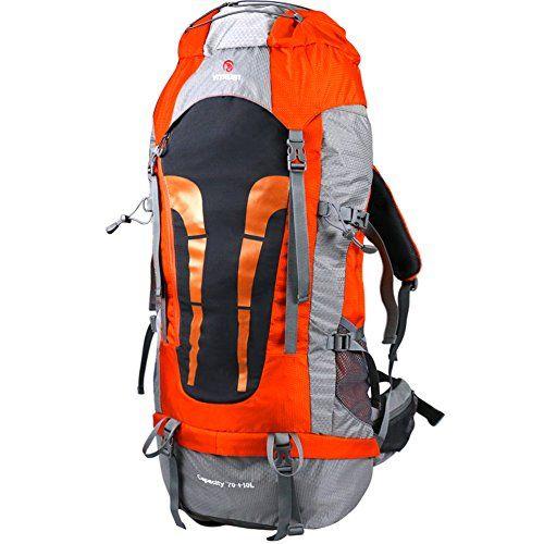 3680a318e9a7 Yitrust Huge Internal Frame Backpack Bag for Hiking Camping Travel ...
