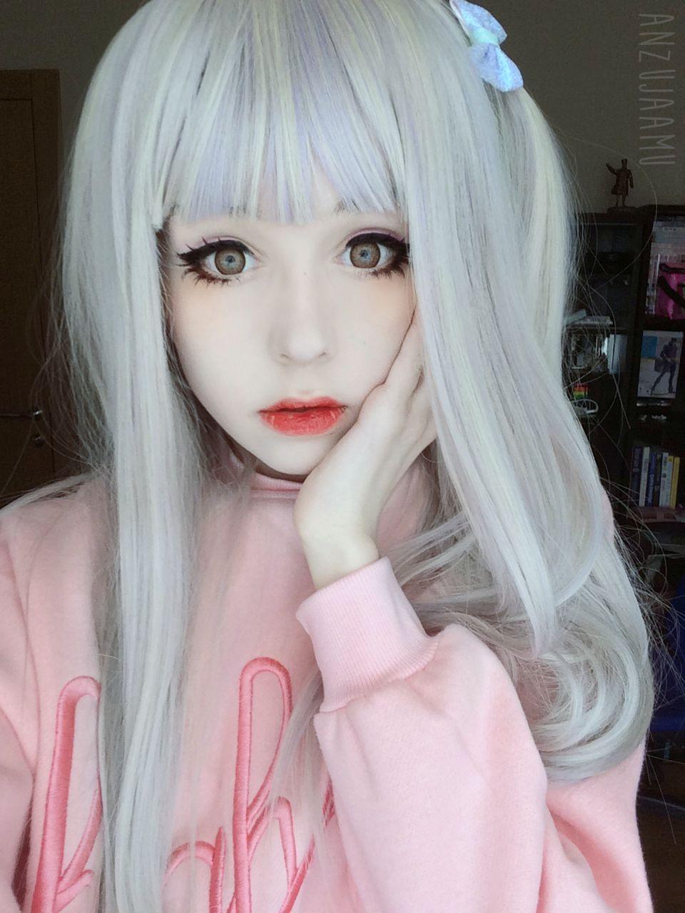 31++ Anime girl cosplay makeup ideas