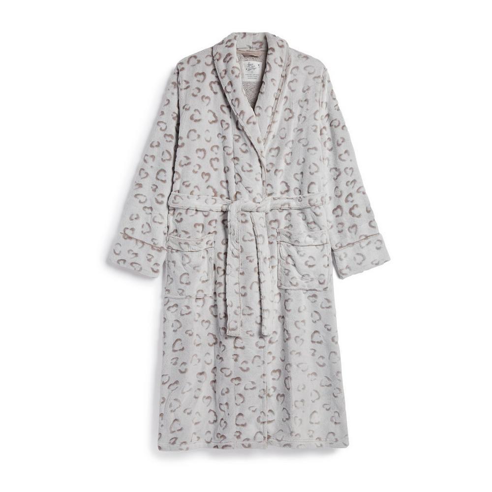 Dressing Gown Robe Pyjamas Womens