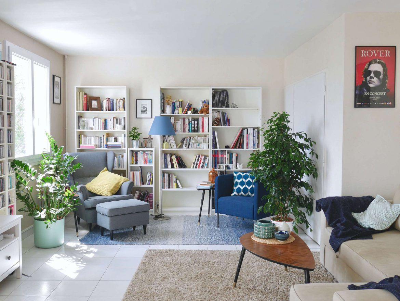 Salon bleu gris | décoration moderne scandinave contemporain http ...