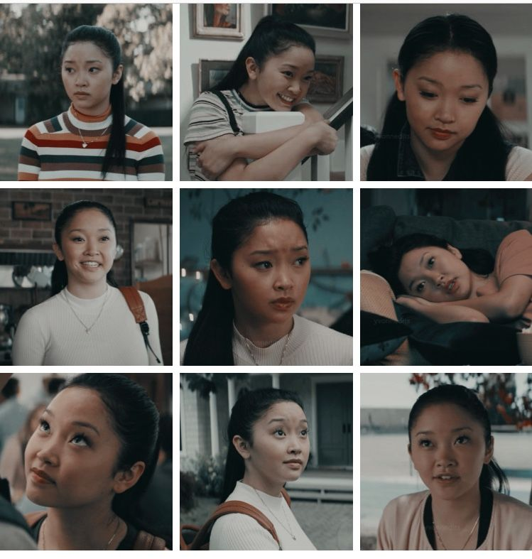 a true icon toalltheboysivelovedbefore imagens
