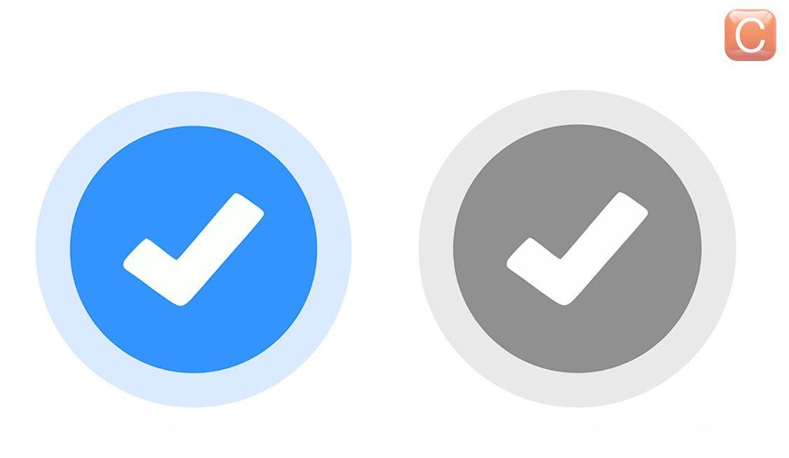 Cómo Verificar Una Página De Facebook Company Logo Tech Company Logos Messenger Logo