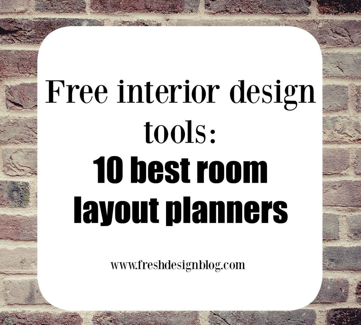Learn How To Re Design And Plan A Room Using These Fab Free Interior Design Room Planning And Room Layout Planner Online Interior Design Free Interior Design