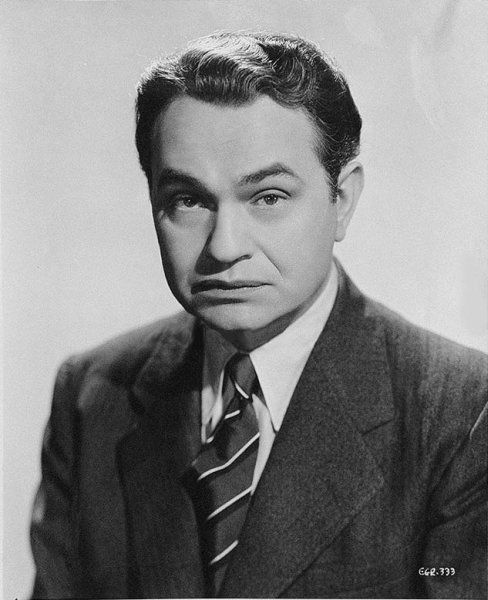 edward g robinson the great hollywood actors