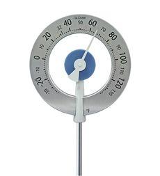 Lollipop Garden Thermometer by La Cross Technology
