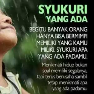 Gambar Dp Bbm Kata Kata Bersyukur Terbaru 2017 2018 2019