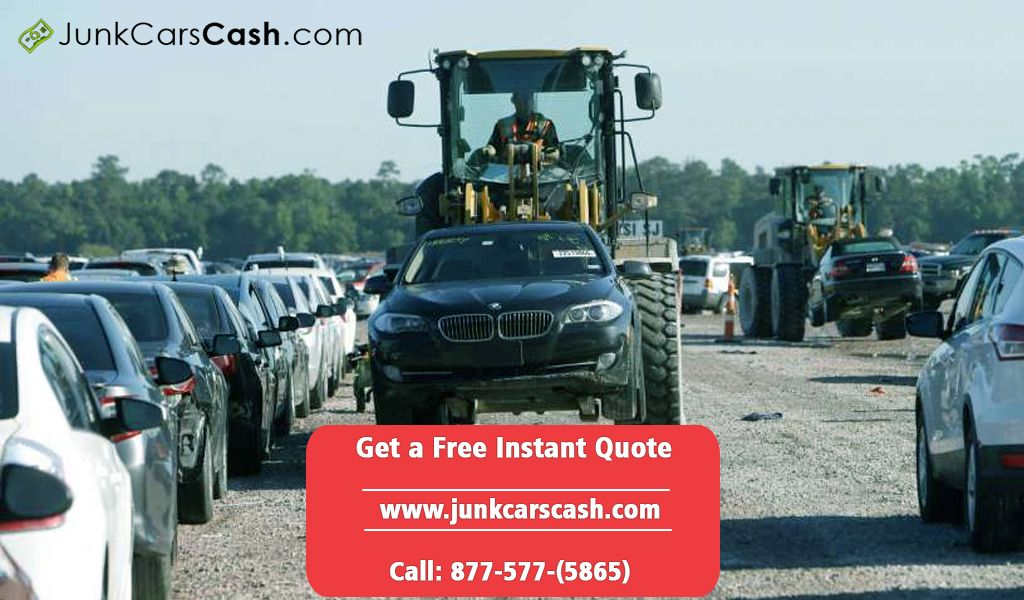 What facilities you get from Yards if sell your junk car? | Cars and ...