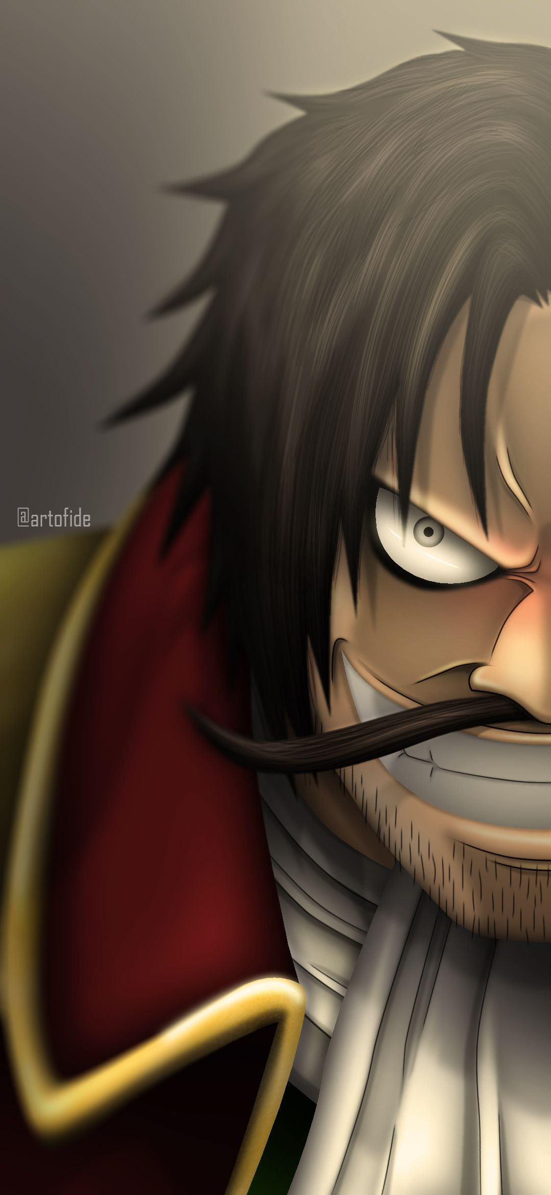 Gol D Roger By Artofide On Deviantart In 2021 One Piece Wallpaper Iphone One Piece Drawing One Piece Photos Deviantart iphone wallpaper anime