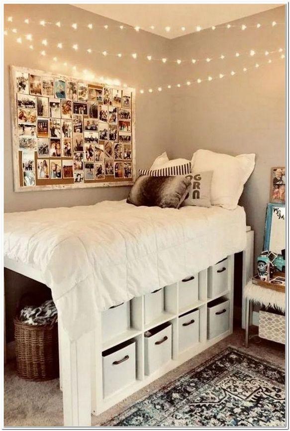 Pin By Paulina Wang On House Decor Cool Dorm Rooms Dorm Room