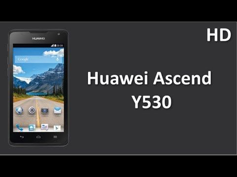 Huawei Ascend Y530 available in India with 4 5 Inch TFT LCD