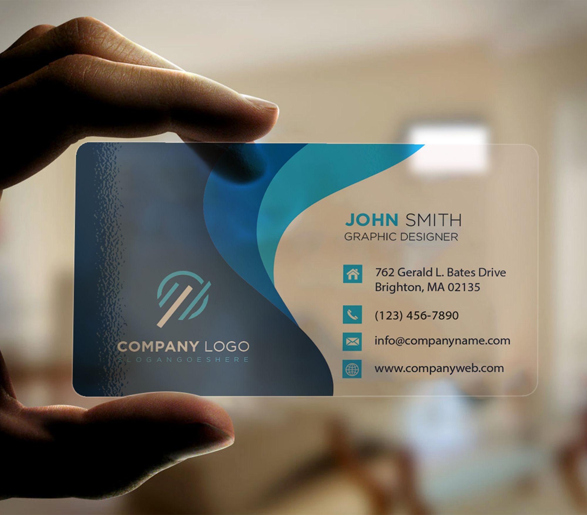 Tripti5248 I Will Design Transparent Business Card Within 12 Hours For 10 On Fiverr Com Graphic Design Business Card Transparent Business Cards Doctor Business Cards