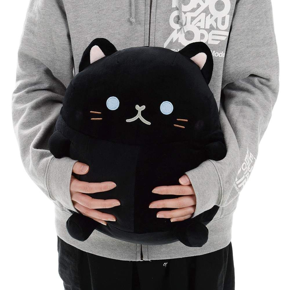Predownload: Pocchari Life Mochi Mochi Xl Plushies Plushies Cat With Blue Eyes Kawaii Plushies [ 1000 x 1000 Pixel ]