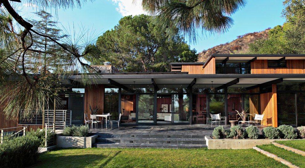 le luxe à l'américaine pour cette maison contemporaine californienne