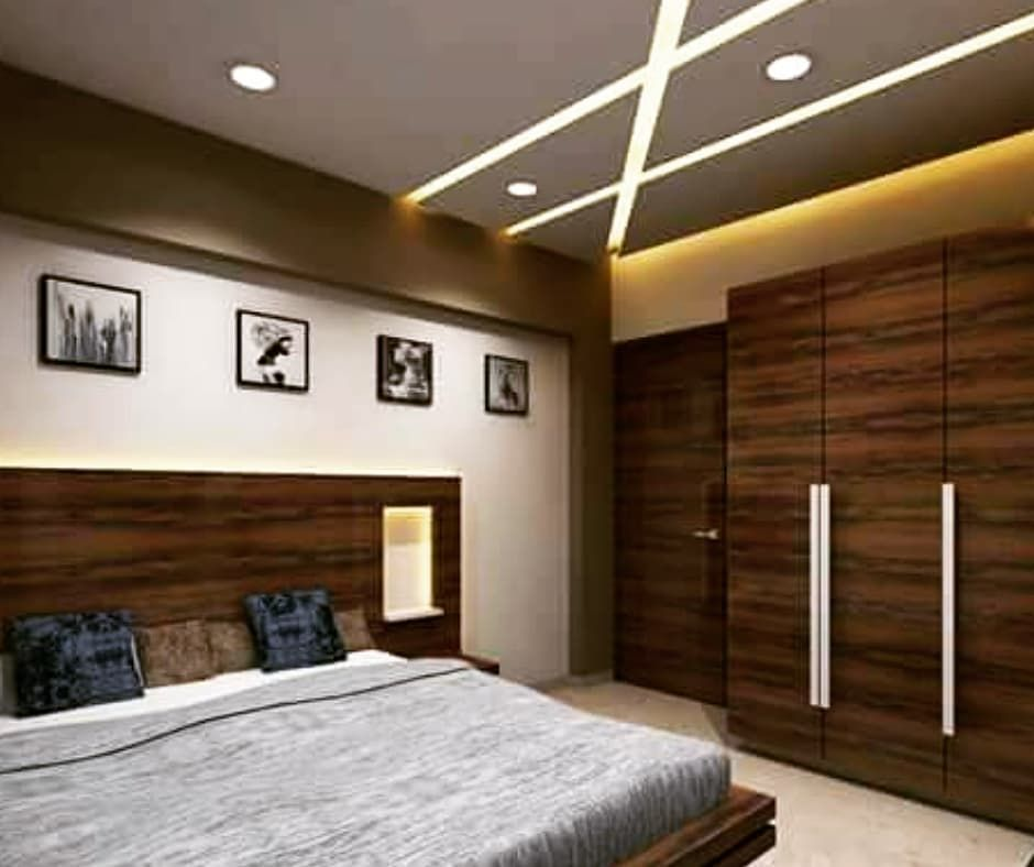 Bought A New Home Your Search For Home Interiors End Here Customize Home Interior Pk Bedroom False Ceiling Design Bedroom Bed Design Bed Design