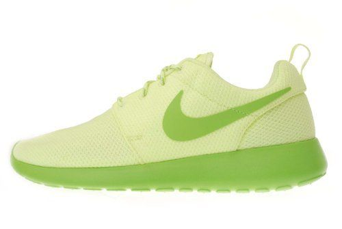 Nike Wmns Roshe Run Rosherun Green NSW Womens Casual Shoes 511882-330, http: